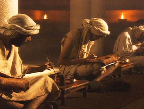 고대 이스라엘 왕국의 역사서
