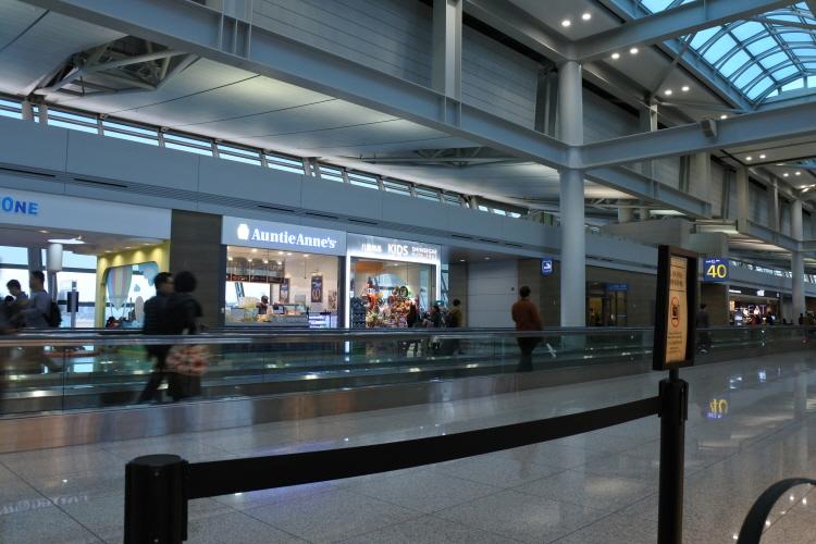 [터키여행] 인천 -> 이스탄불 아시아나항공 OZ55..