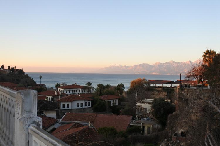 [터키여행] 안탈리아 구시가지 산책