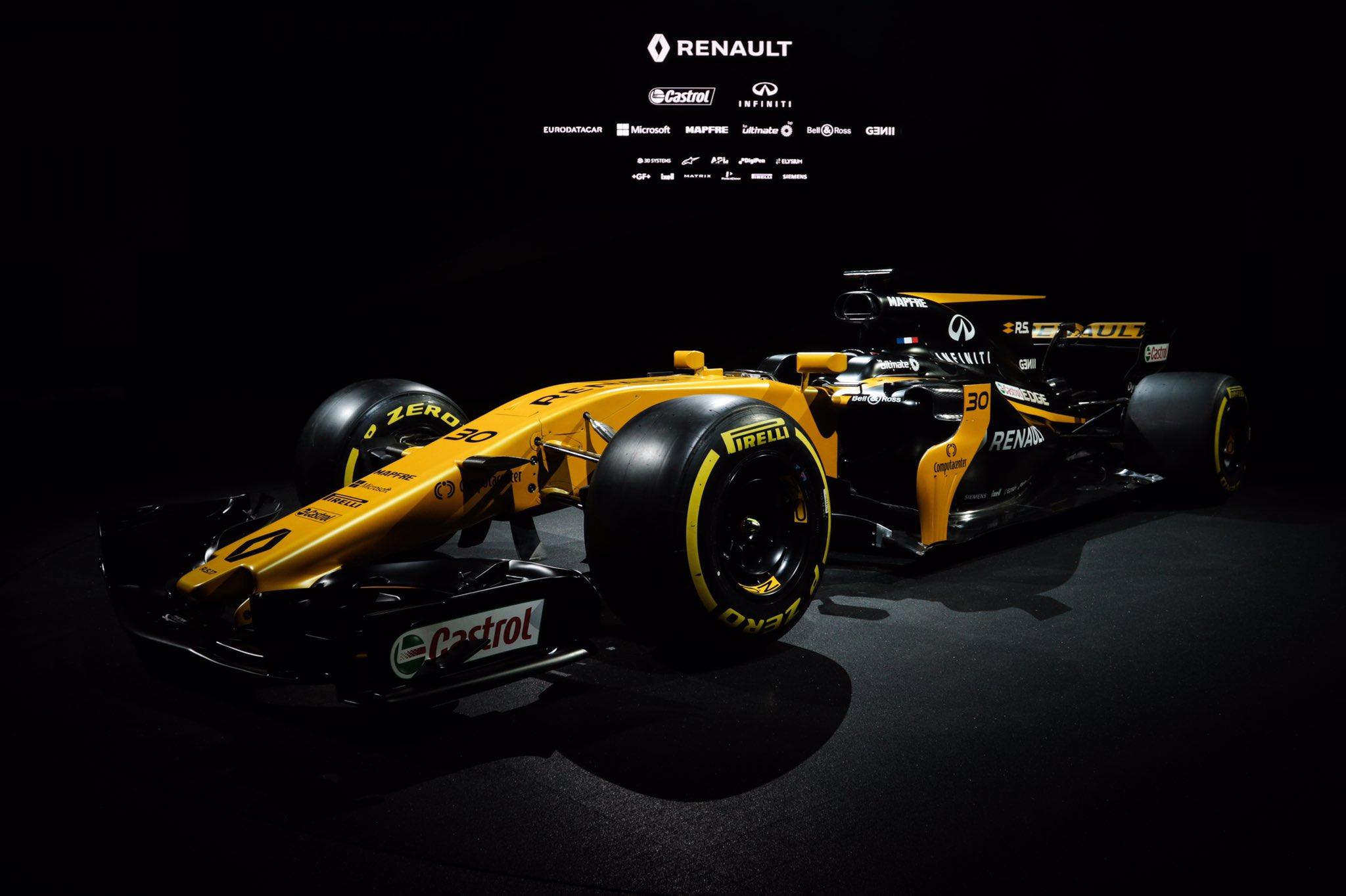 르노 RS17 발표