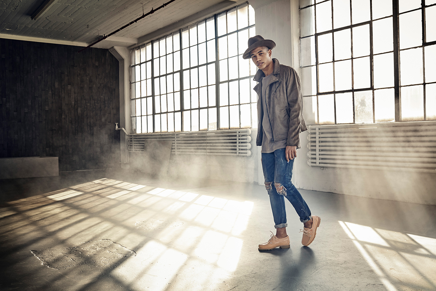 - Timberland Re-Teams With Horween Leat..