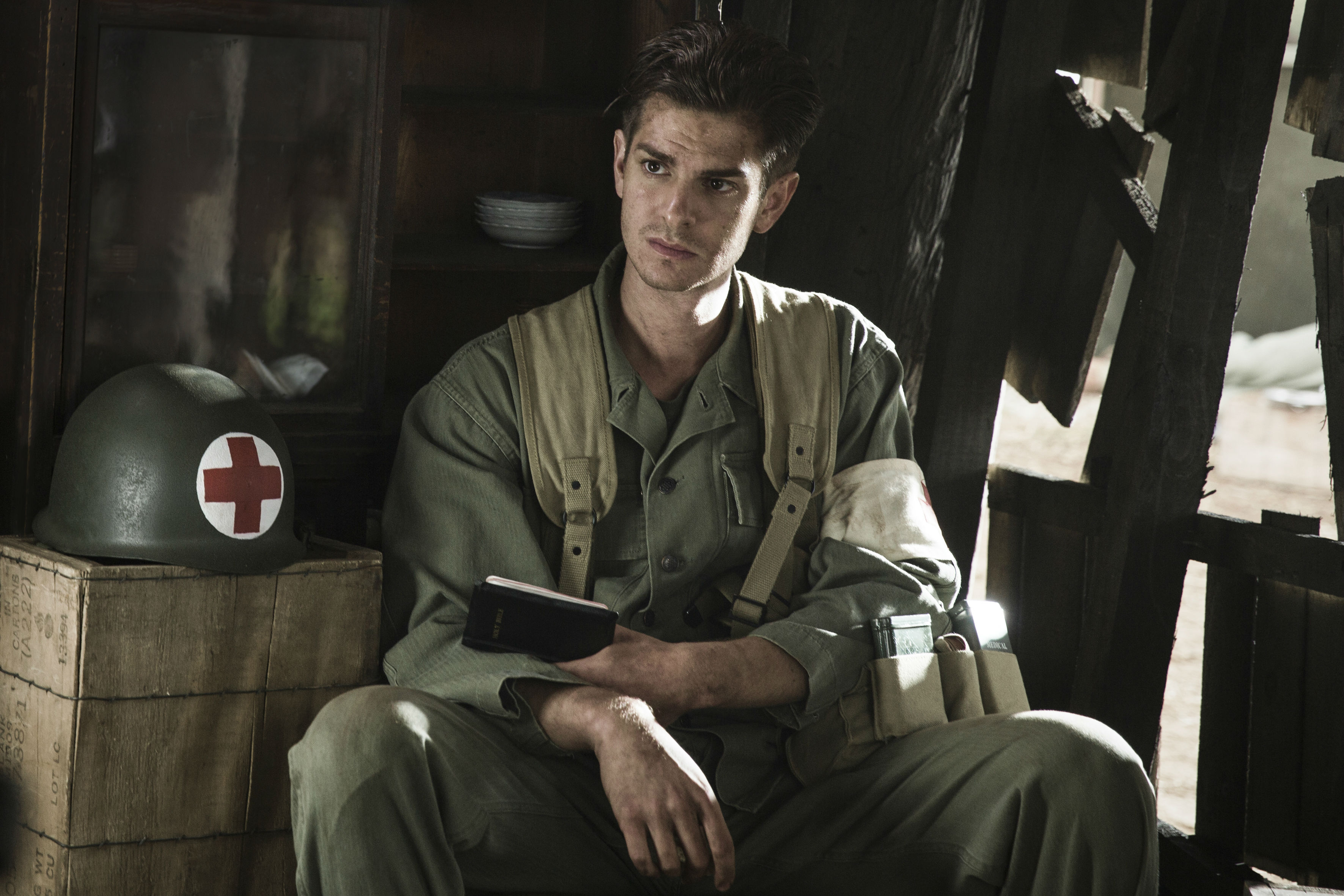 Hacksaw Ridge: You are what you believe ..