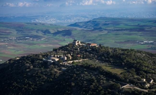 예수가 살았던 이스라엘 북부 지방의 흔한 풍경