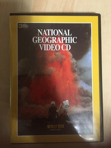 """""""내셔널 지오그래픽"""" 관련 영상물을 하나 샀습니다."""