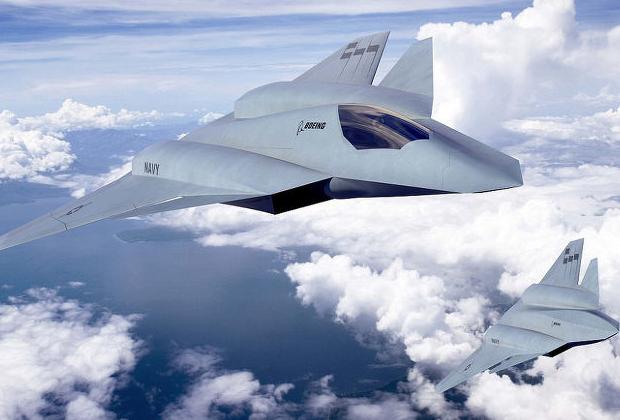 강대국들의 6세대 전투기 개발 계획
