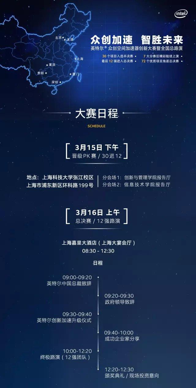 Intel China 창업경진대회 智胜未来