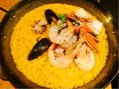 170221 강남 스페인 레스토랑 <3MK>