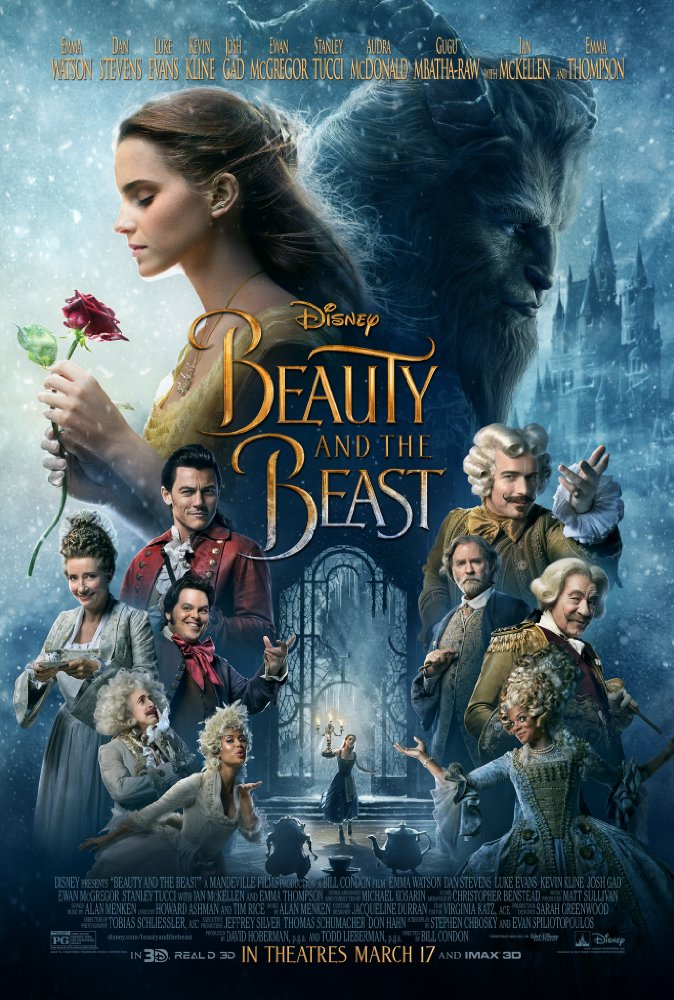 미녀와 야수 (Beauty And The Beast, 2017)