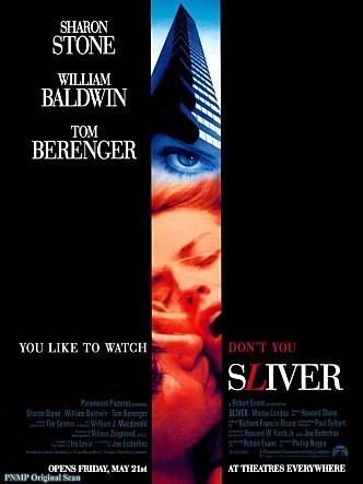 [스릴러] 슬리버,Sliver (1993)