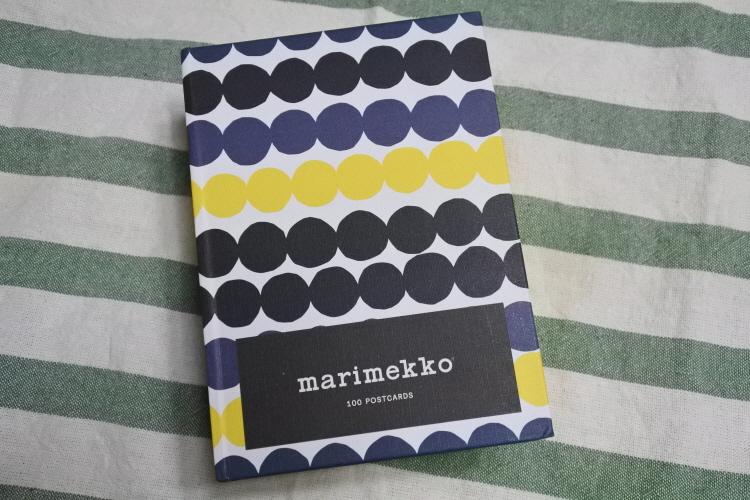 마리메꼬 엽서세트 Marimekko 100 Postcards