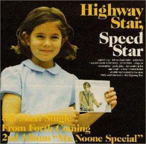 심벌즈- Highway star, Speed star (Mr.No..