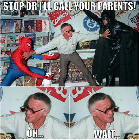 부모님 부른다?