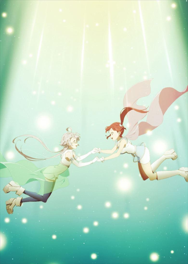 낭독극 '에스카크론'의 애니메이션은 2화 구성의 OVA