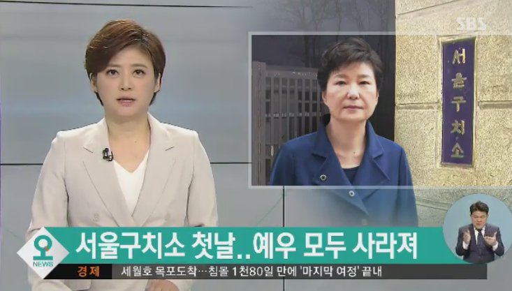 박근혜 전 대통령 결국 구속, 영장발부 이유와 단상