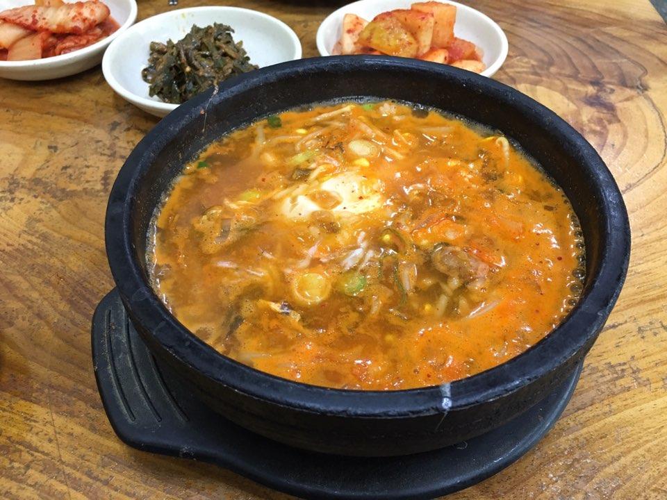 [서울대입구역] 완산정