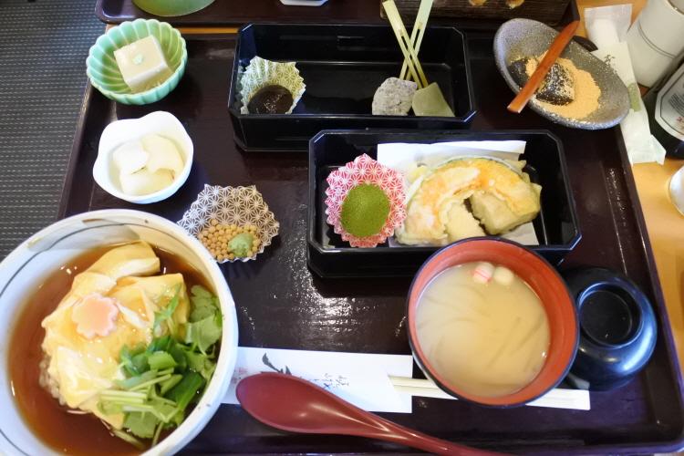 [일본여행] 오사카 교토 아라시야마 이네 유바정식