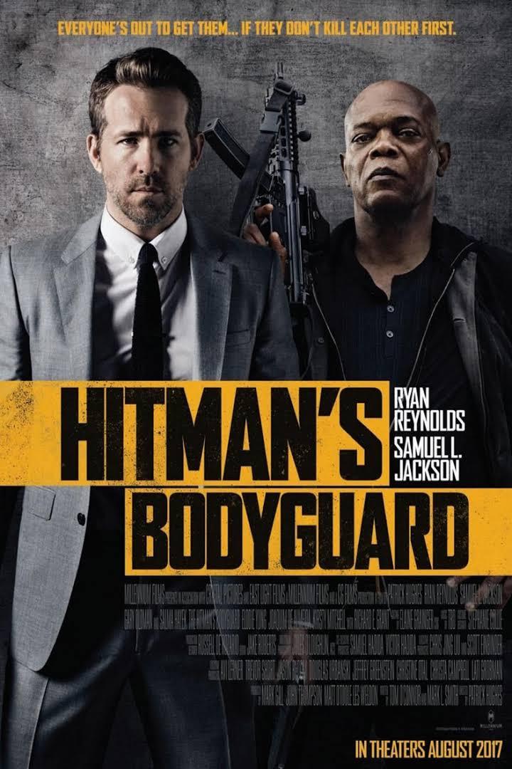 히트맨의 보디가드(The Hitman's Bodyguard)..