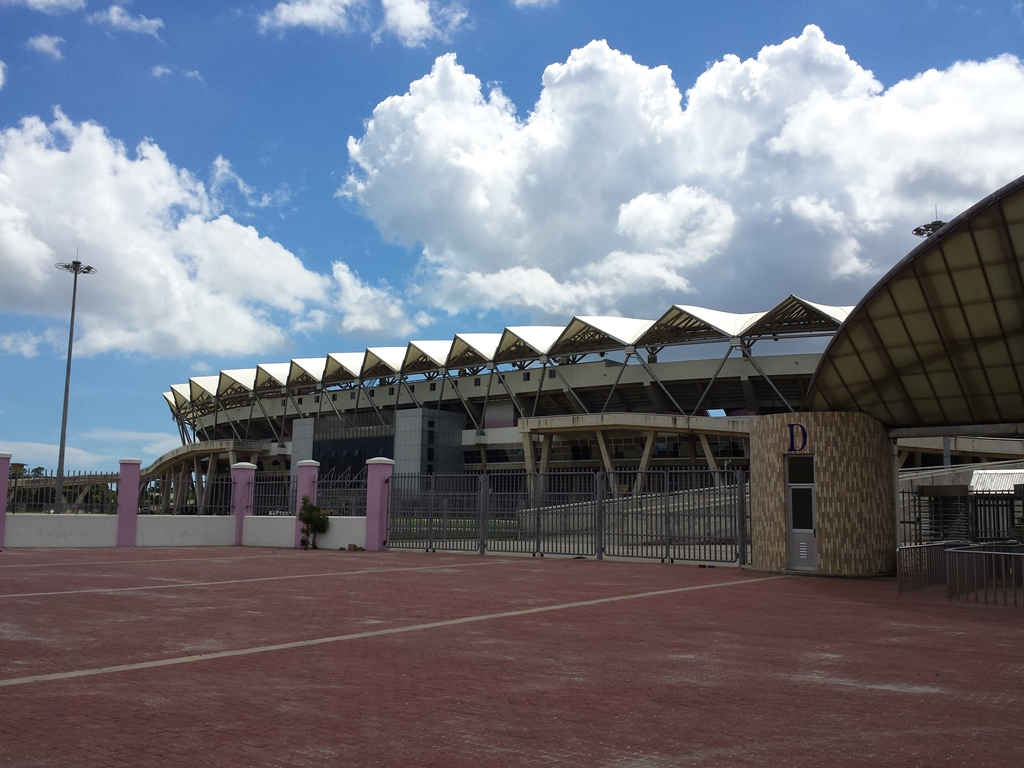 [탄자니아] 국립경기장을 지나서