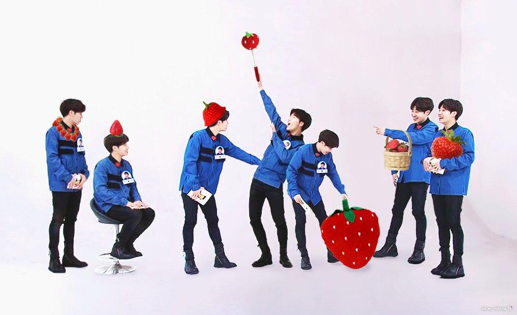 행복한 딸기나라