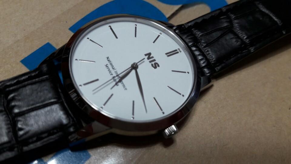 국정원 시계