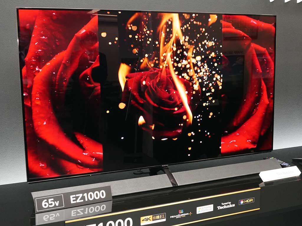 파나소닉 비에라 OLED TV 발매