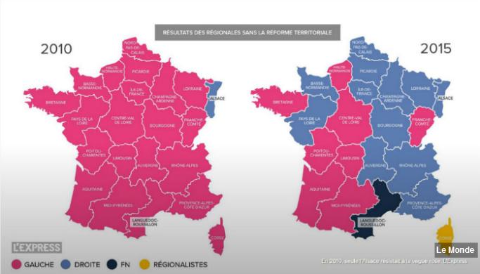 [프랑스] 사회당의 놀라운 몰락...