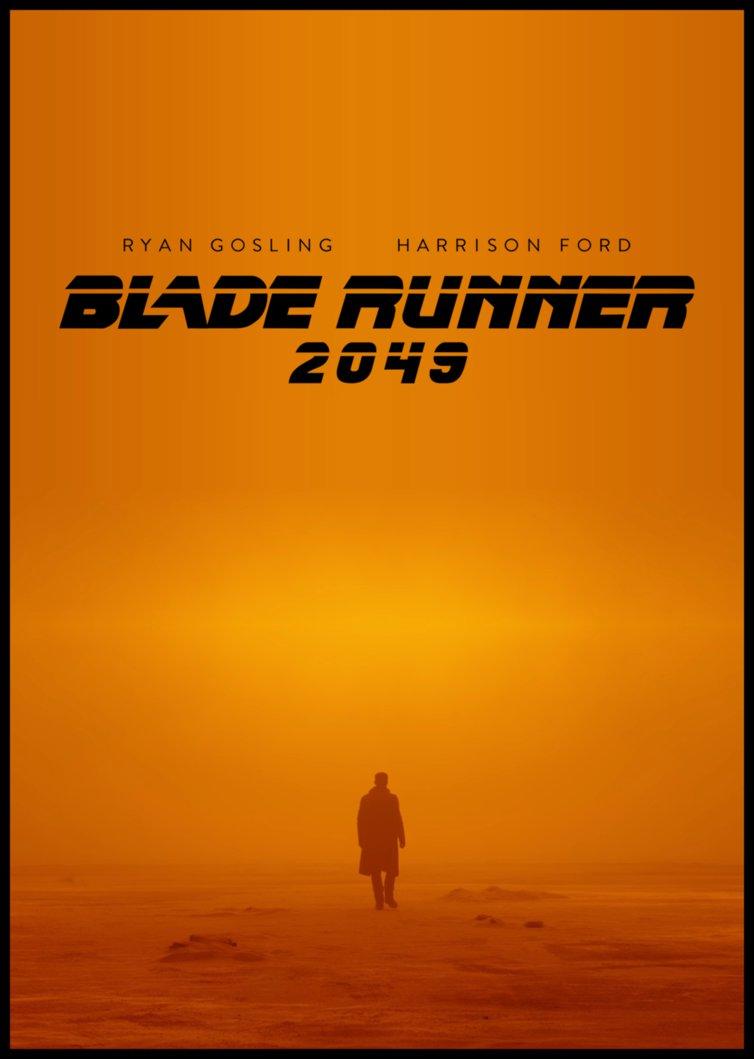 """""""블레이드 러너 2049"""" 예고편입니다."""