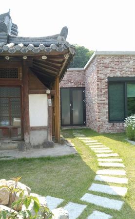 김용택 시인의 집 (전북 임실)