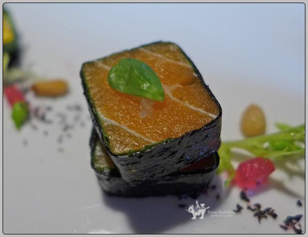 타이페이의 채식 식당 옥선각 鈺善閣