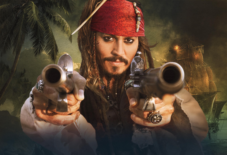 <캐리비안의 해적> 시리즈 트라비아