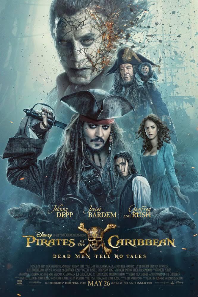 캐리비안의 해적: 죽은 자는 말이 없다 (Pirates of t..