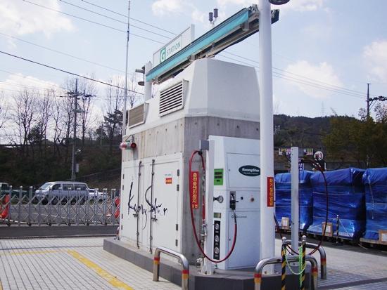 압축기·용기·충전기 일체형, 시간당 18대 충전