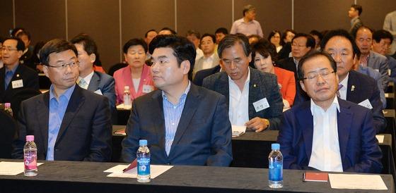 자유한국당 실시간 멘붕 체험