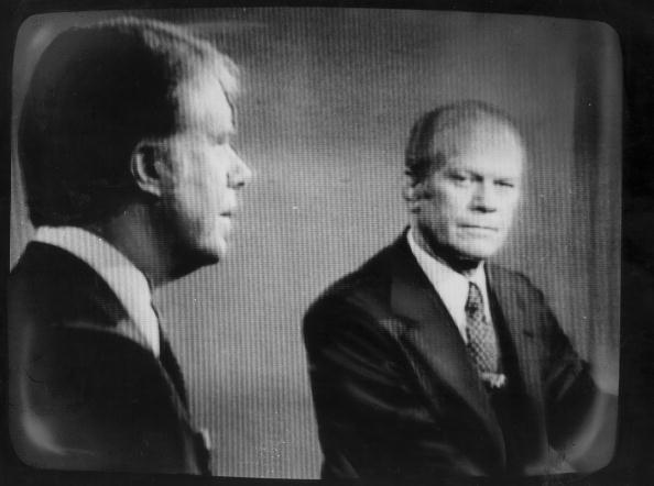 [1976년]카터는 포드를 어떻게 공격했는가?