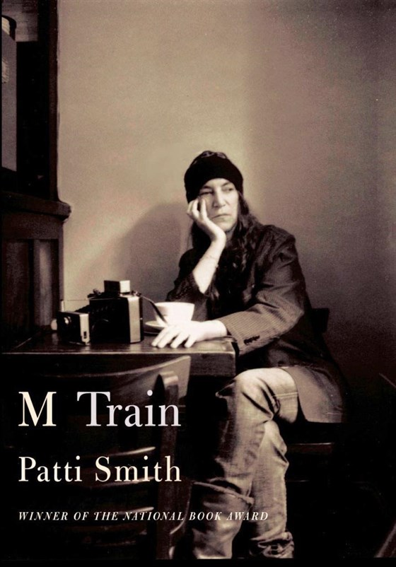 M Train 1. - Patti Smith.