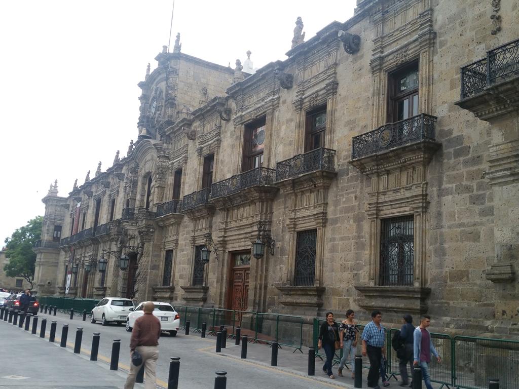 [멕시코] 해방 광장(Plaza de la Liberacion)