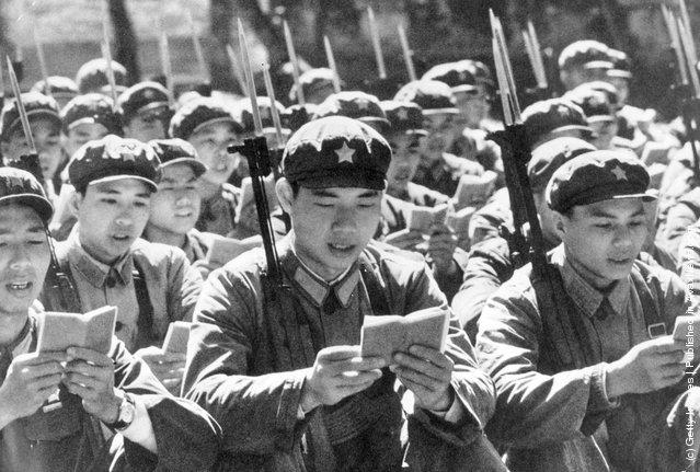 """""""홍위병과 중국의 베트남 전쟁?"""""""