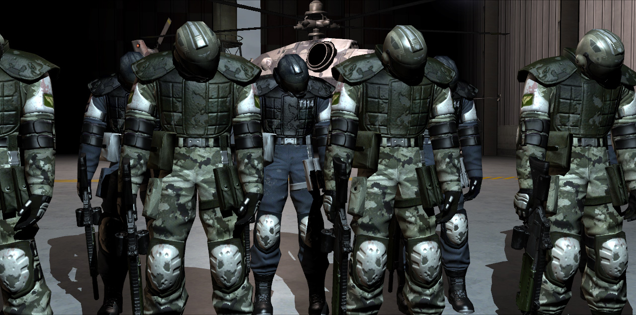 그러니까... 미래의 병사란....