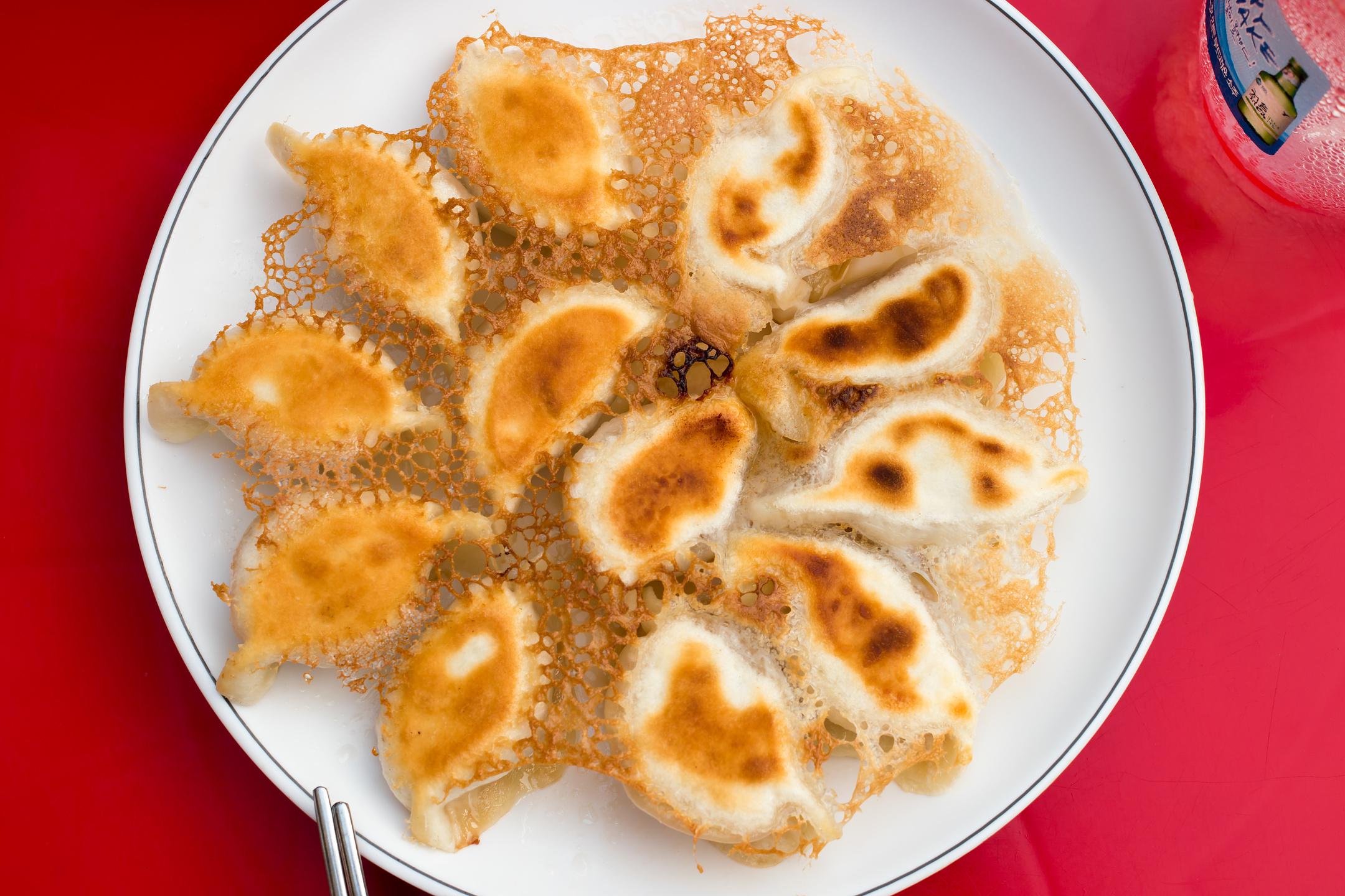 수원 중국 만두는 여기서 - 연밀