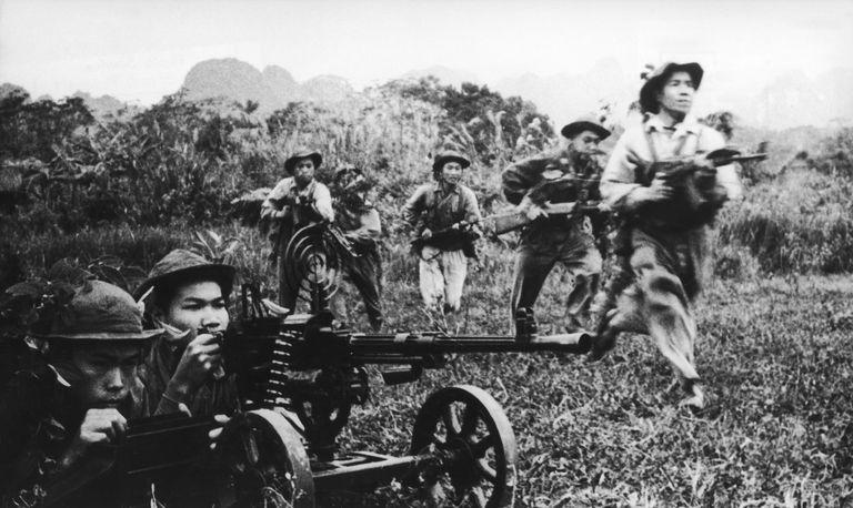 베트콩 병사의 관점에서 본 중소 분쟁?