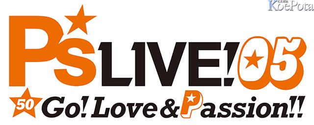 라이브 'P's LIVE! 05 Go! Love & Passion!!' 광..