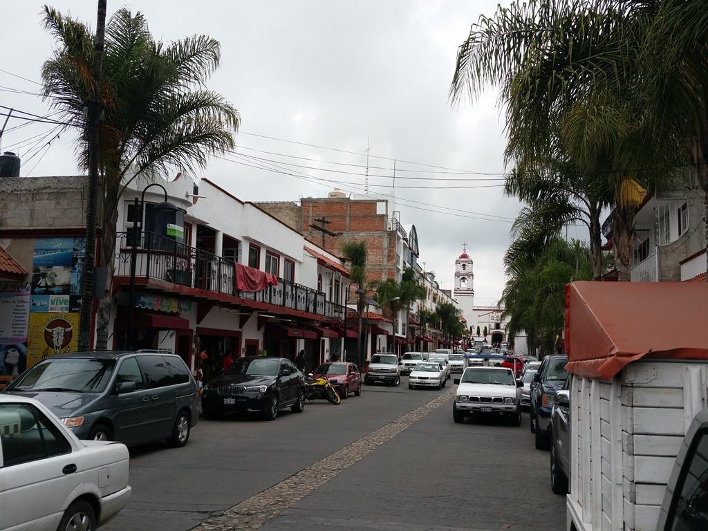 [멕시코] 익스따빤(Ixtapan) 시내