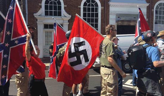 천조국판 탄기국 시위와 반 트럼프 시위가 벌어지고..