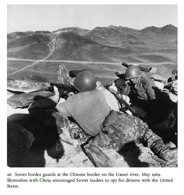 [사진]중국-소련 국경 1969년 5월