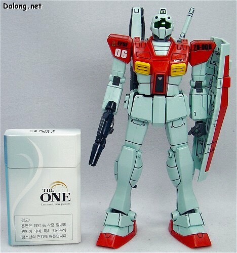 MG RGM-79 GM 1.5 B-Club Conversion