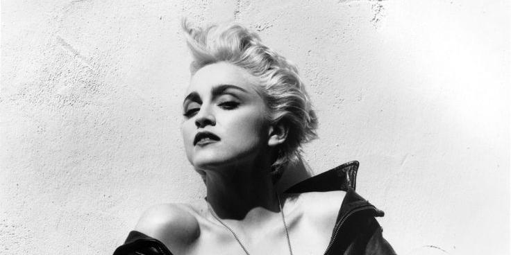 무패의 35년, 팝의 여왕 마돈나(Madonna)