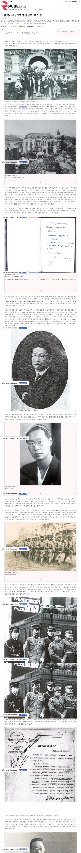 2차세계대전 당시 소련의 한국계 스파이 로만 김