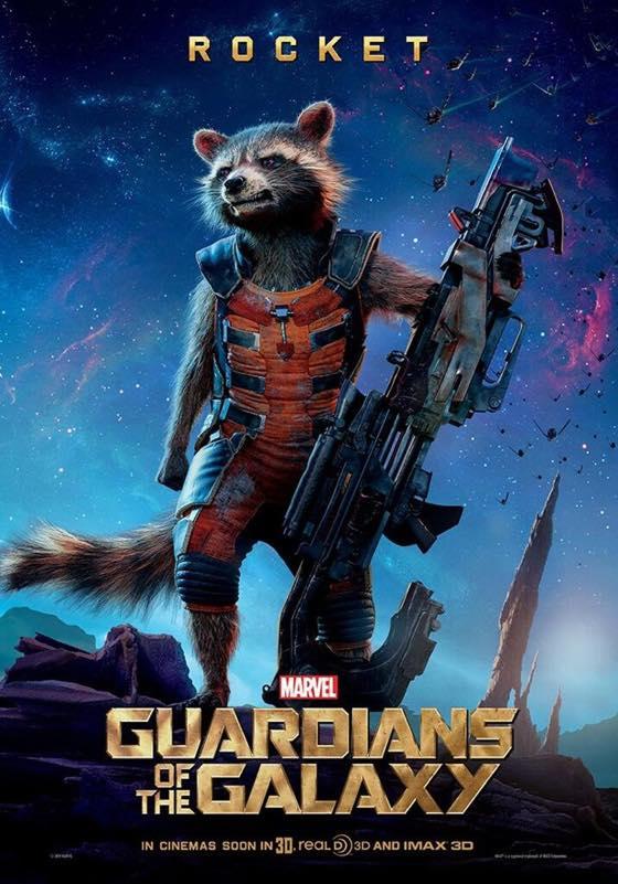가디언즈 오브 갤럭시, 2014 (Guardians of the Ga..