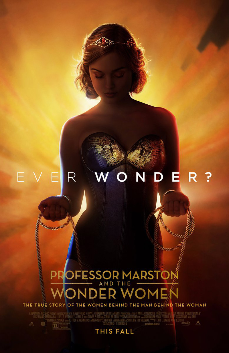 """Professor Marston & the Wonder Women"" 이.."