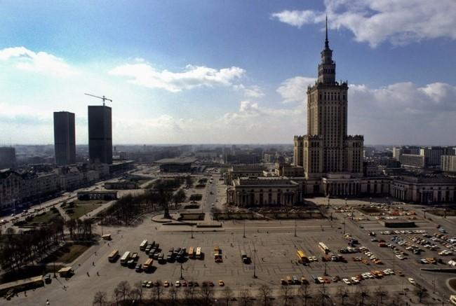 1980년대 초중반의 폴란드